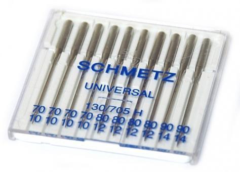Nadeln Universal gemischt 130/705 Stärke 70-90