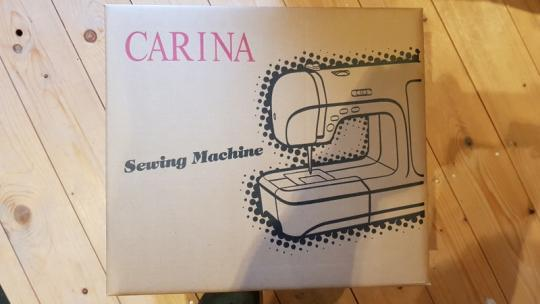 Original Karton für Rücksendung Karton mit Styropor