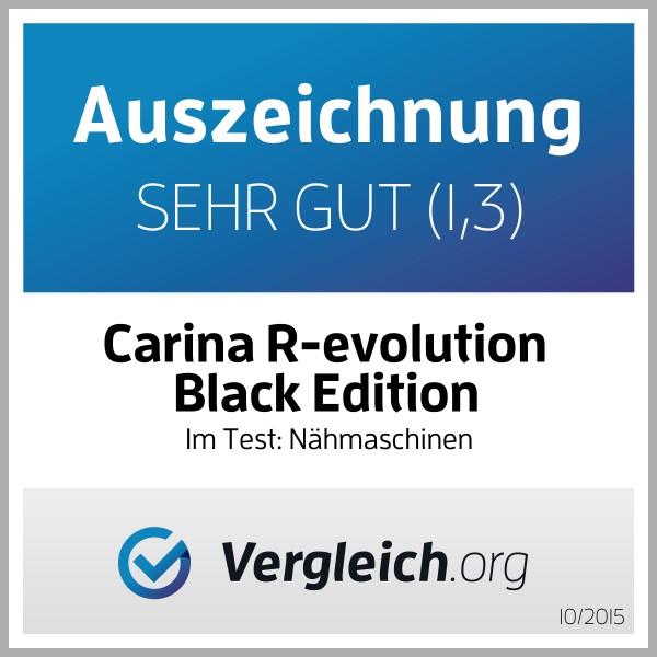 Carina Nähmaschinen  Nähmaschine Carina Revolution 2020  -> Nähmaschine Carina Evolution